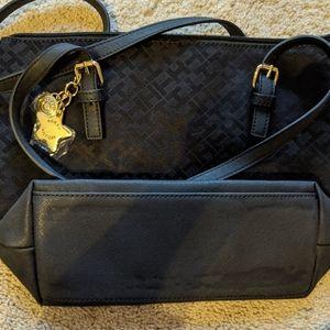 Brand New Tommy Hilfiger Black Handbag